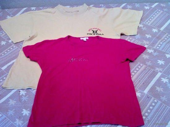 3 женские майки-футболки