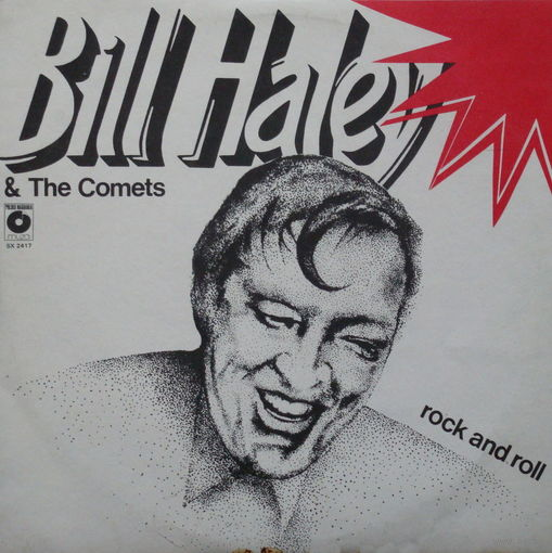 Bill Haley & the Comets - Rock'n'Roll - LP - 1986