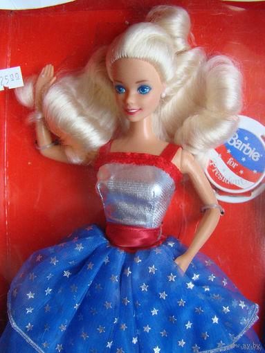 Барби/Barbie for president, 1991