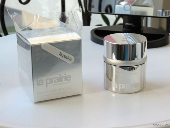 La Prairie Anti-Aging дневной крем SPF30 Швейцария Поделюсь