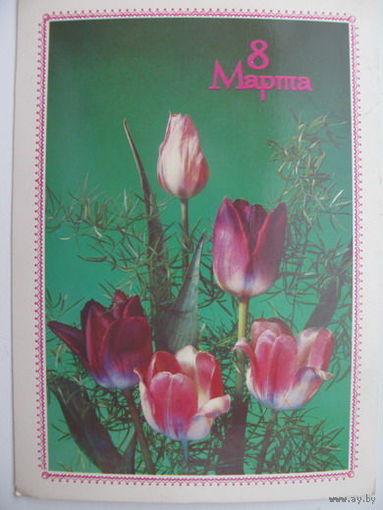 8 Марта 1989г