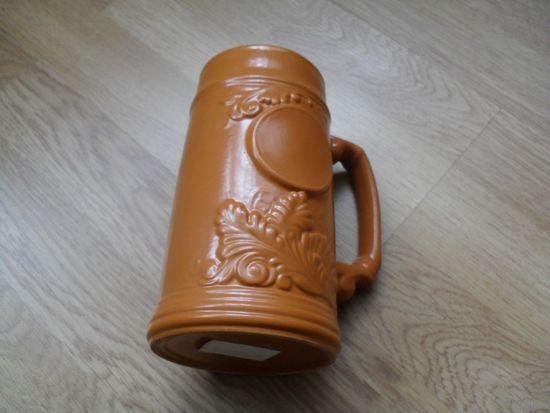 Кружка для пива (керамическая)