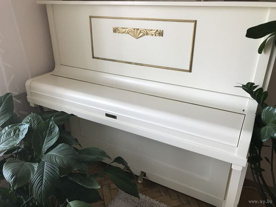 Фортепиано FORSTER LEIPZIG PIANO 1920-1930 года выпуска