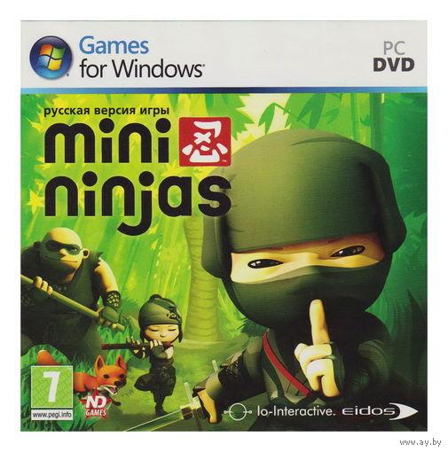 Mini Ninjas (PC-DVD), Лицензия!!!
