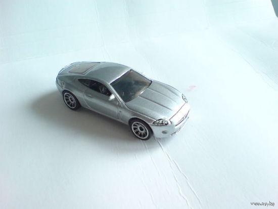 New Jaguar XK-2006  серебристый металлик. металл  распродажа коллекции