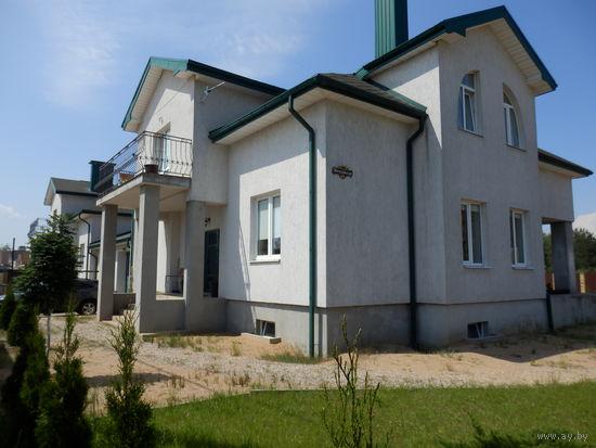 Современный коттедж в ближнем пригороде Минска для большой семьи!