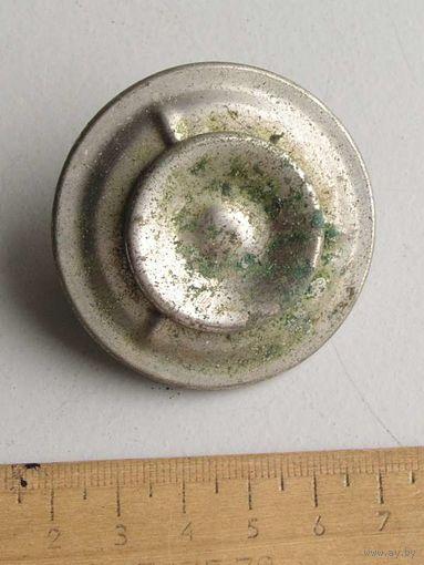 Угольный микрофон старого образца для телефона 1963 год