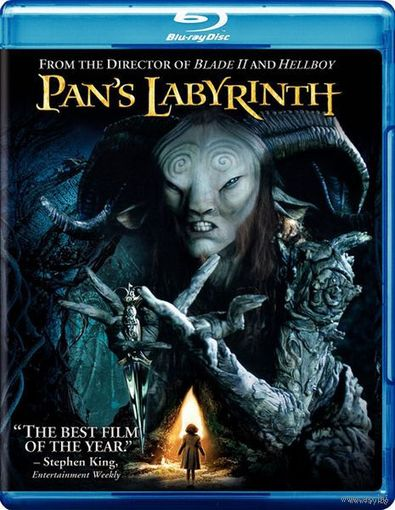 Лабиринт Фавна / El Laberinto del fauno  (Гильермо Дель Торо / Guillermo del Toro)DVD5