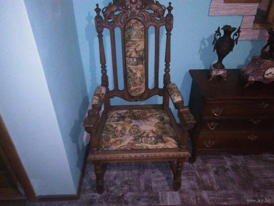 Кресло 1870_1900 гг.