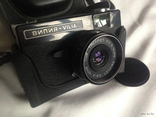 РАСПРОДАЖА! Фотоаппарат ВИЛИЯ-VILIA - ТОРГ!