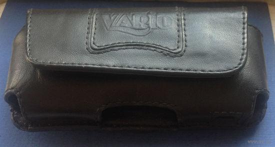Футляр / Чехол для телефона кожаный