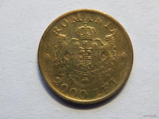 Румыния 2 000 лей 1946г