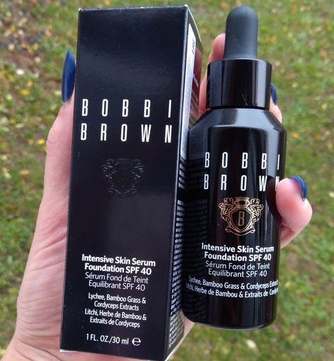 Bobbi Brown Intensive Skin Serum Foundation SPF 40 в оттенке 1 Warm Ivory