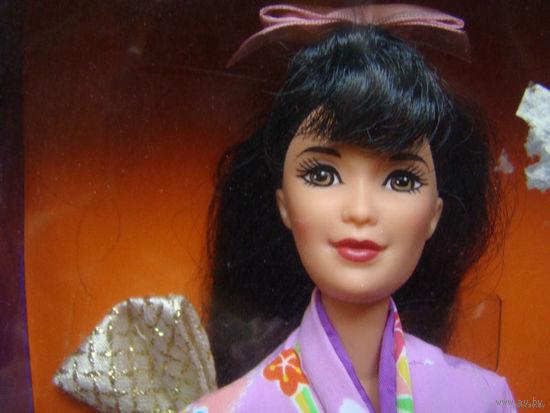 "Барби из серии ""Куклы мира"" ЯПОНИЯ, Dolls of the world, Japanese, 1995"