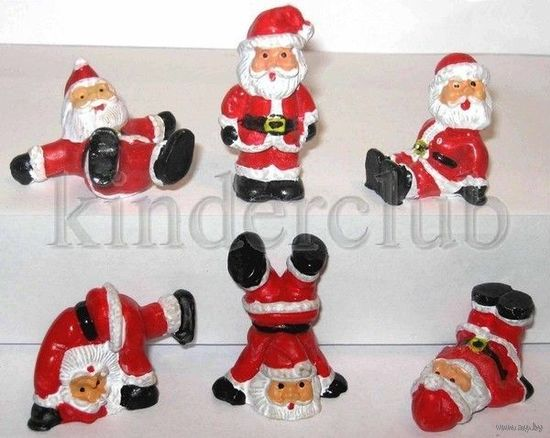 Санта Клаусы - серия