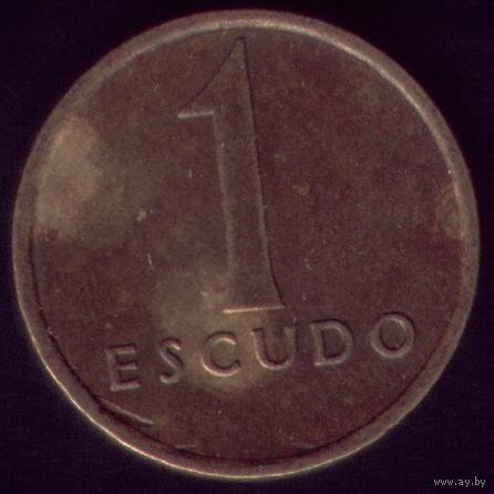 1 Эскудо 1981 год Португалия
