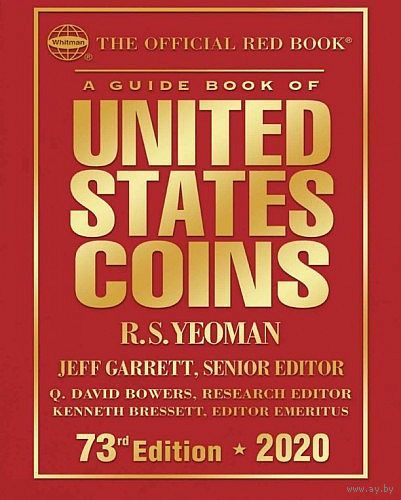 2020 - Каталог монет США - на CD