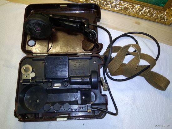Полевой телефон