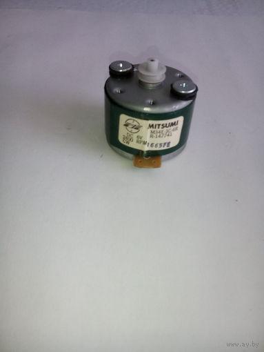 Электромоторчик MISUMI DC= 6V 2400 об.
