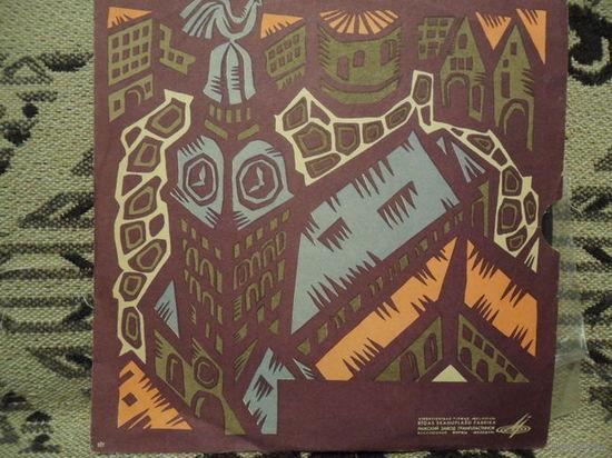 Мельба, Маркони, Гальвани, Ансельми, Тетраццини - Мастера Bel Canto (4) - Мелодия, Риж з-д - начало 1960-х