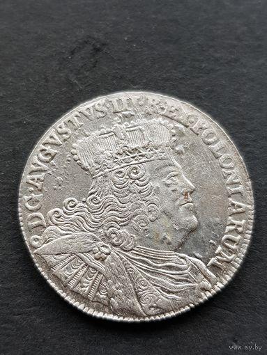 Красивый орт 1754 год без минималки