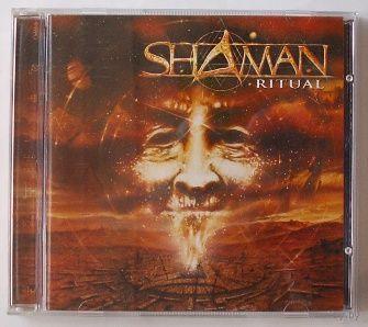 Shaman- Ritual - CD(лицензия).