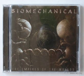 Biomechanical - The Empires Of The Worlds - CD(лицензия).