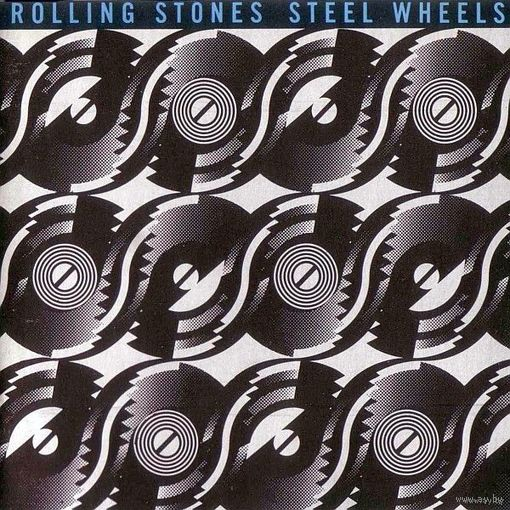 Rolling Stones - Steel Wheels - LP - 1989