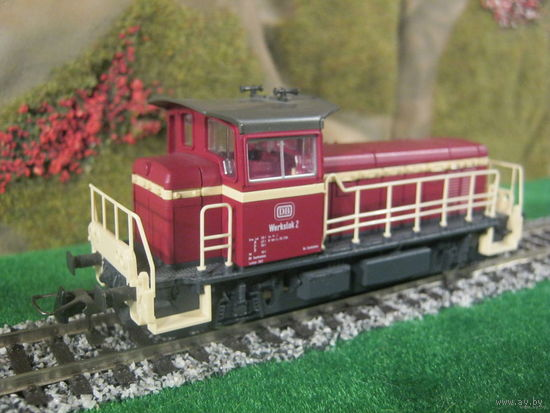 Маневровый локомотив ROCO Werkslok 2. Масштаб НО-1:87.