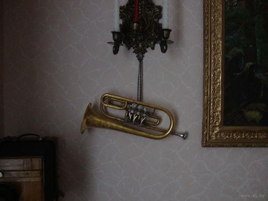 Духовой инструмент -Труба