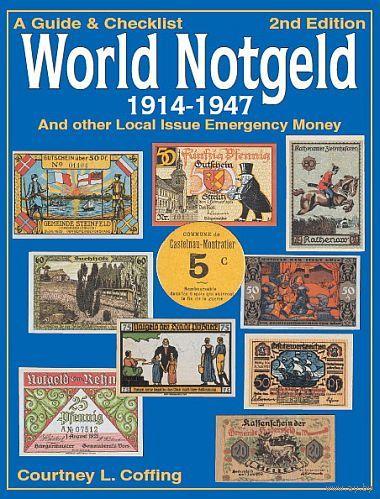Краузе - Нотгельды мира 1914-47 гг - на CD