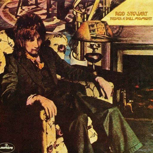 Rod Stewart - Never A Dull Moment - LP - 1972