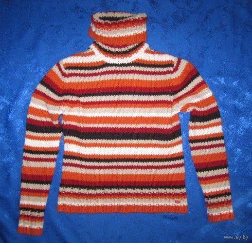 Очень теплый свитер Esprit самой модной расцветки!) р.42(S)