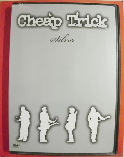 "Original DVD!!! CHEAP TRICK ""Silver"" 2000"