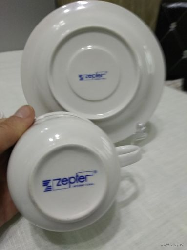 Набор чайно-кофейный на четыре персоны