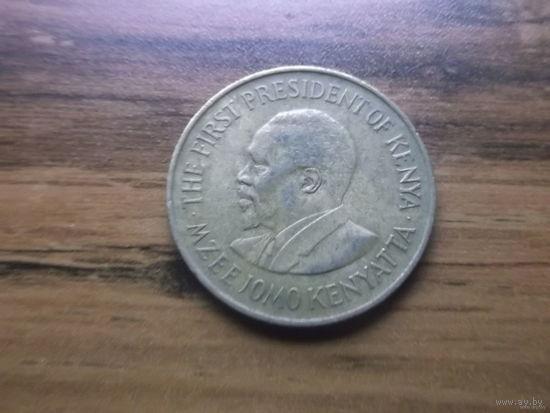 Кения 10 центов 1978