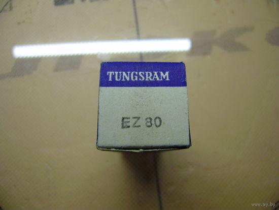 Кенотрон EZ80 TUNGSRAM