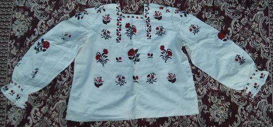 Венчальная сорочка (рубашка, вышиванка) 1920-е гг.