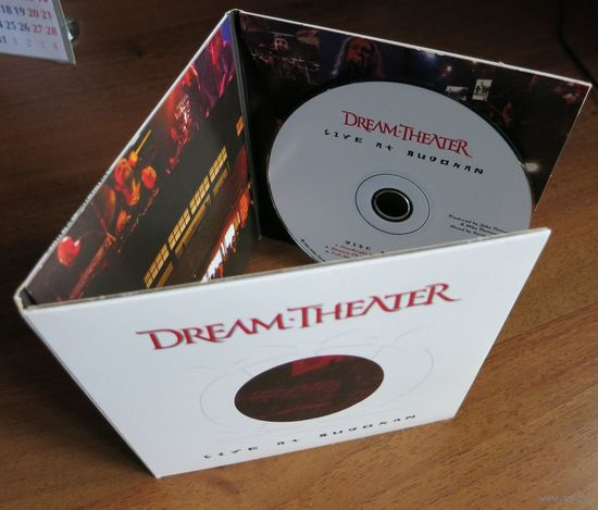 Dream Theater - Live At Budokan - 3CD