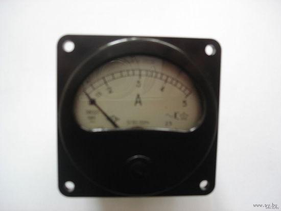 Амперметр переменого тока от 0 до 5А