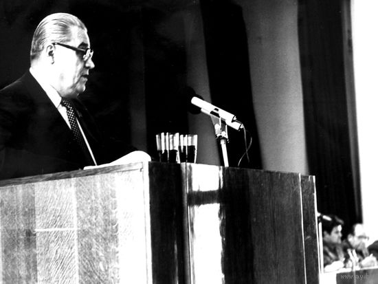 Фотографии совещания ЦК КПБ и правохранительных органов БССР.( 70 годы прошлого столетия)