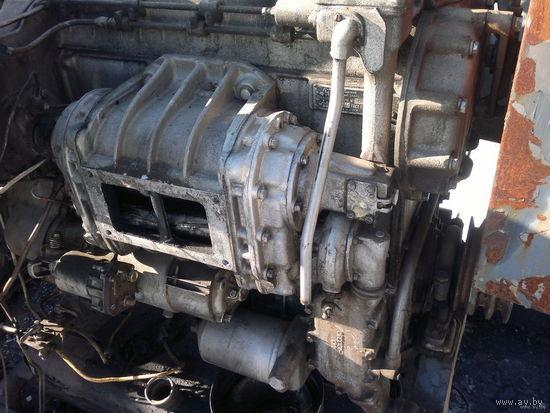 Двигатель дизельный ЯАЗ-М204, ЯАЗ-206 на запчасти