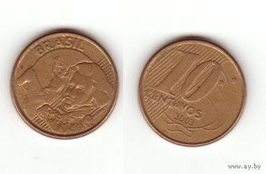 10 centavos 2002 г.