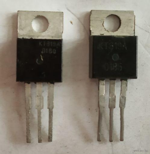 Транзистор КТ819А