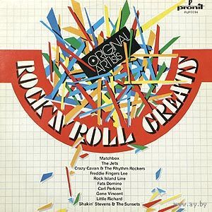 Various  -  Rock'N'Roll Greats - LP