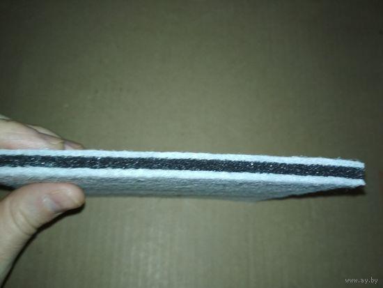 Фильтр предмоторный пылесоса Samsung и др. 15х15 см.