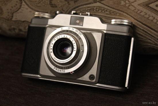 Фотоаппарат АГФА (AGFA), Германия.