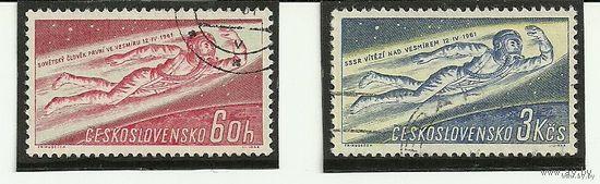 Космос. Чехословакия (ЧССР) 1961