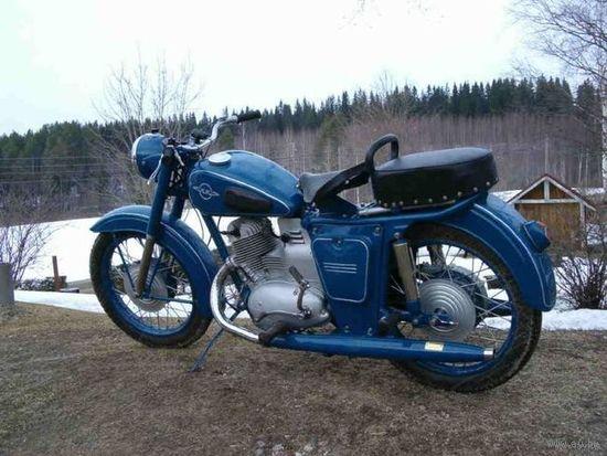 Куплю мотоцикл ИЖ-56 или запчасти к нему.