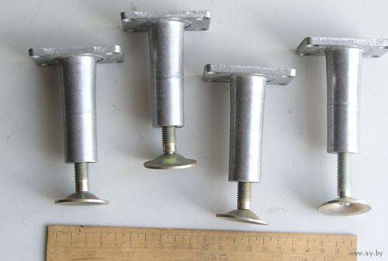 Регулируемые ножки для мебели 4 шт.